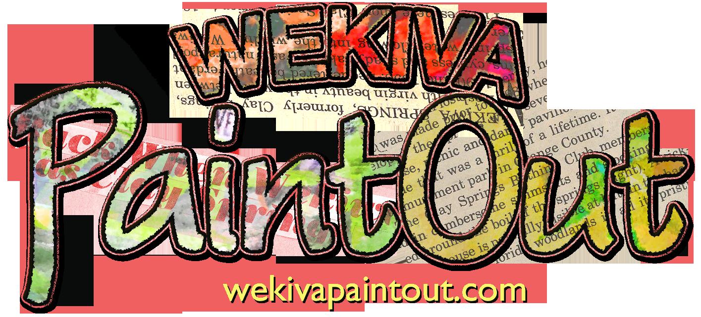 Wekiva Paintout